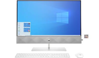 HP »24 - df0013ng« All - in - One PC (AMD, Ryzen 3) kaufen
