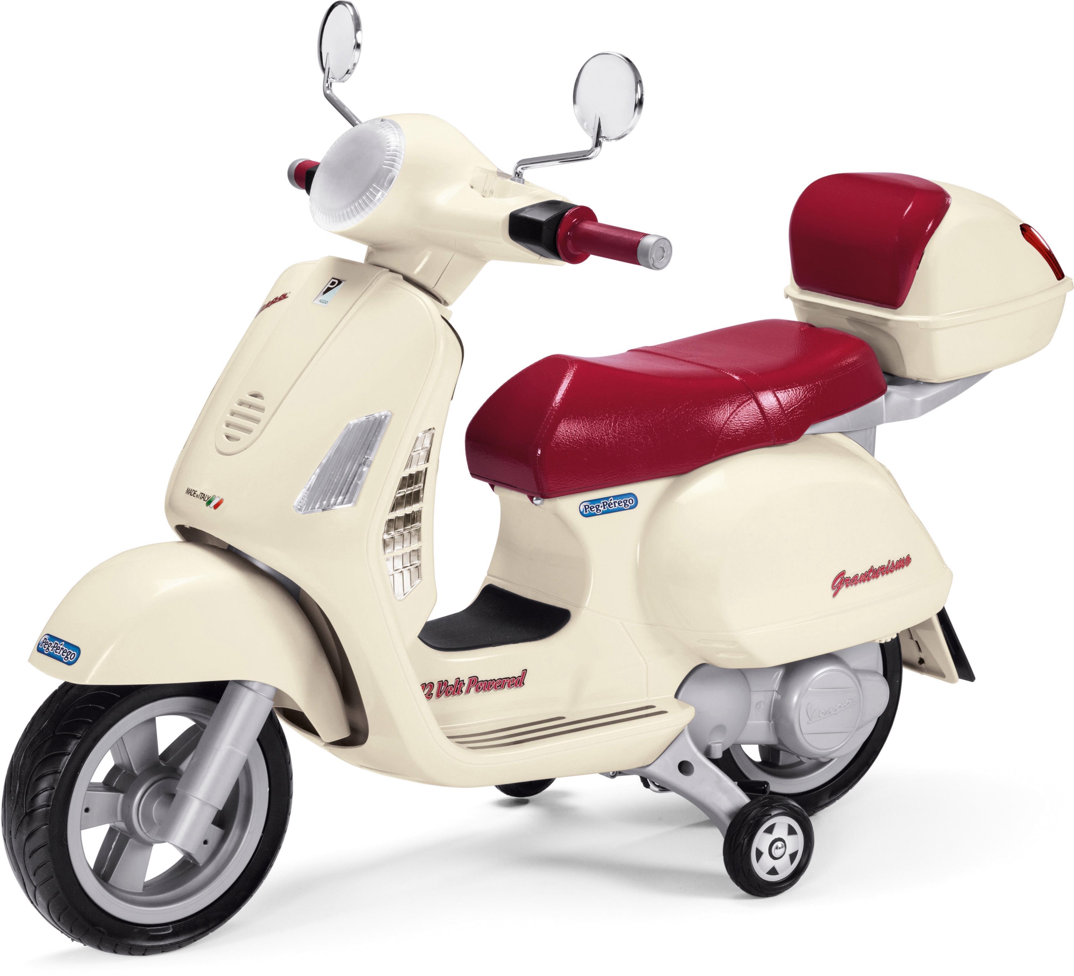 Peg-Pérego Elektro-Motorrad für Kinder, »Vespa ...