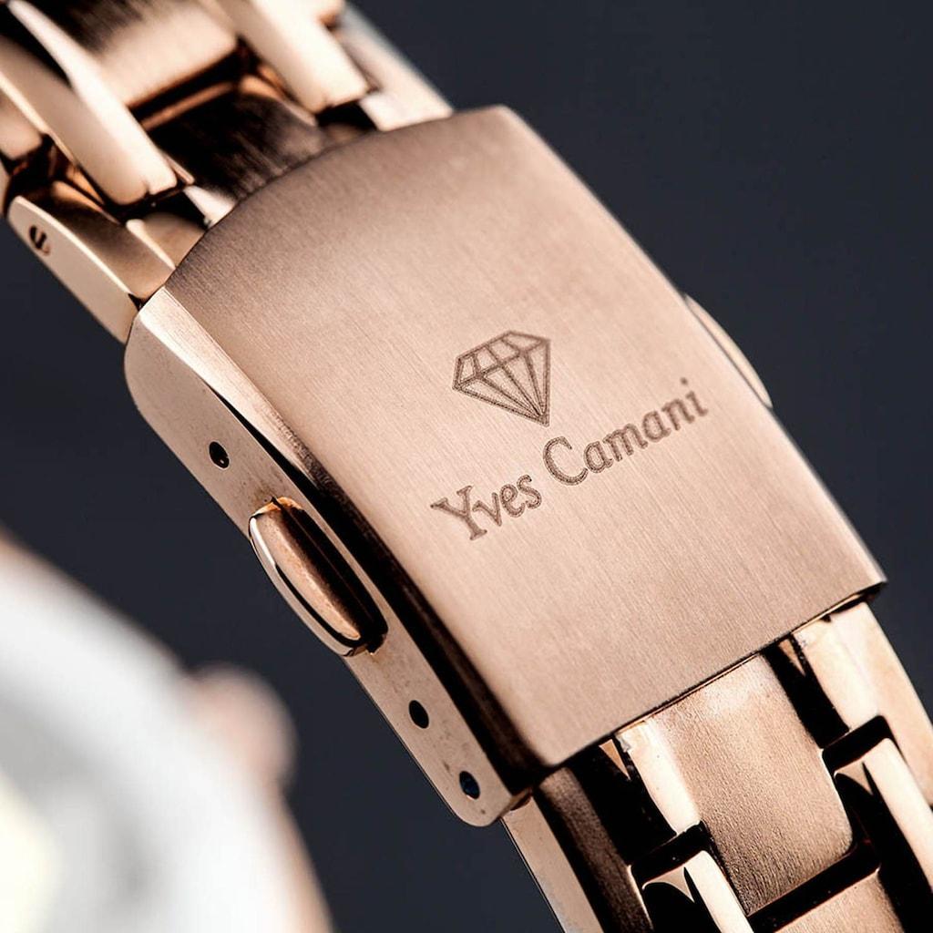 Yves Camani Quarzuhr »AURON«