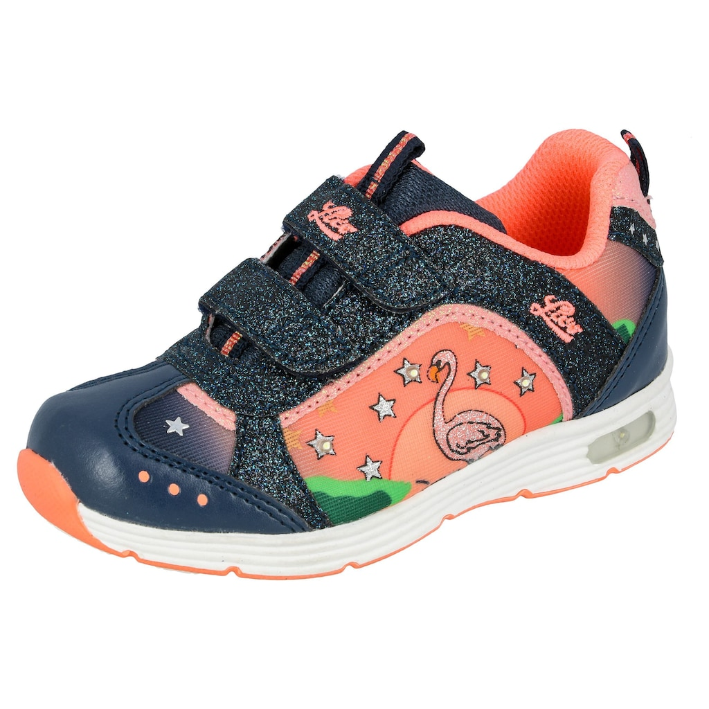 Lico Sneaker »Freizeitschuh Flamingo V Blinky«