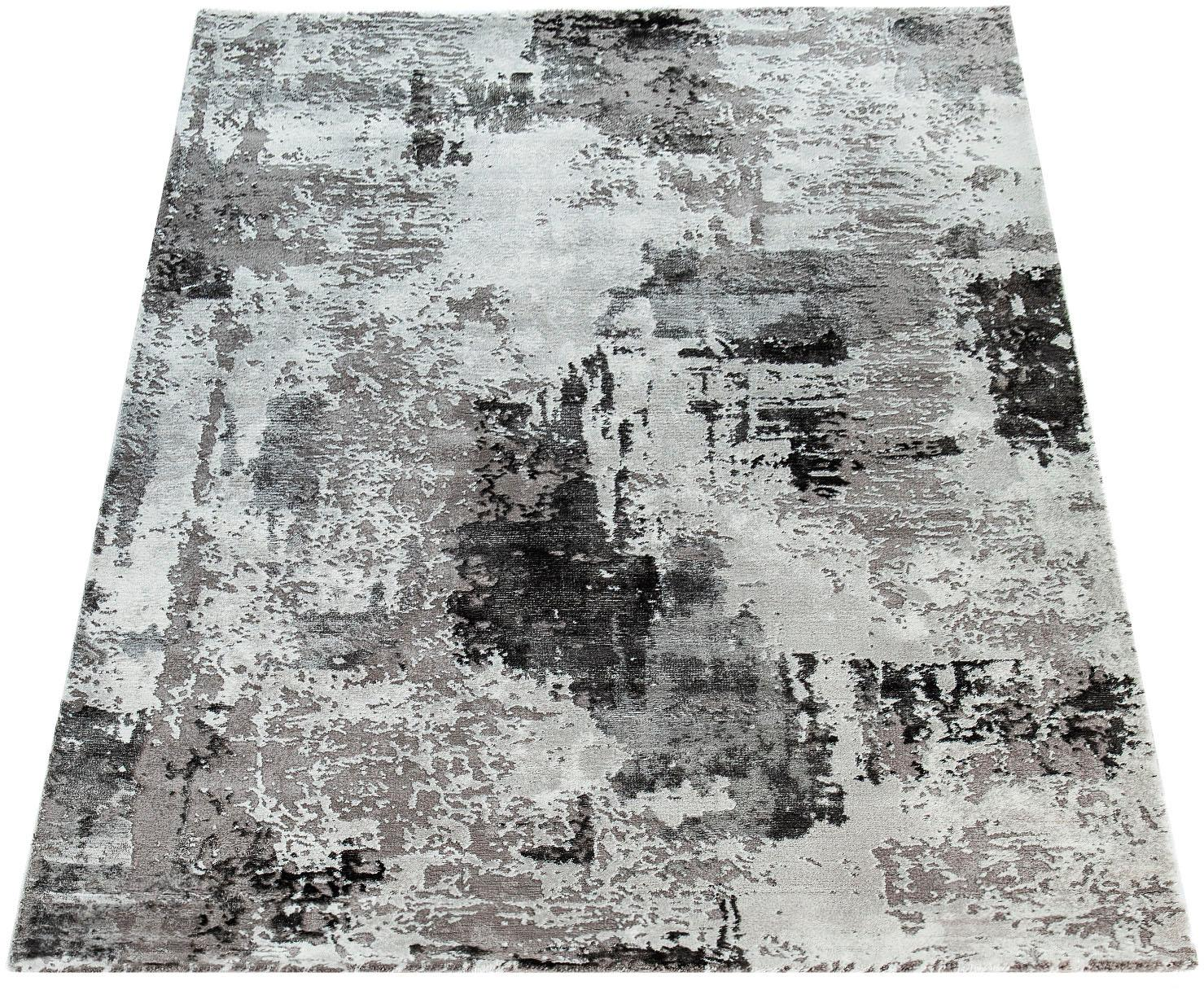 Läufer Crayon 451 Paco Home rechteckig Höhe 15 mm maschinell gewebt