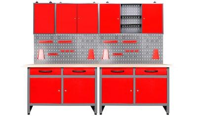 ONDIS24 Werkstatt-Set, 240 cm kaufen