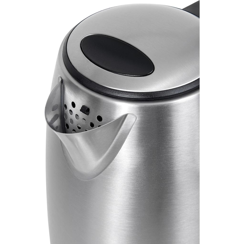 Gutfels Wasserkocher »WK 8302 swi«, 1,7 l, 2200 W