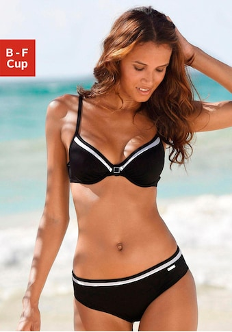 LASCANA Bügel-Bikini, mit Kontrastdetails kaufen