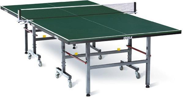 Joola, Tischtennisplatte, Transport, grün