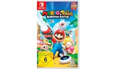 Mario + Rabbids Kingdom Battle Nintendo Switch kaufen