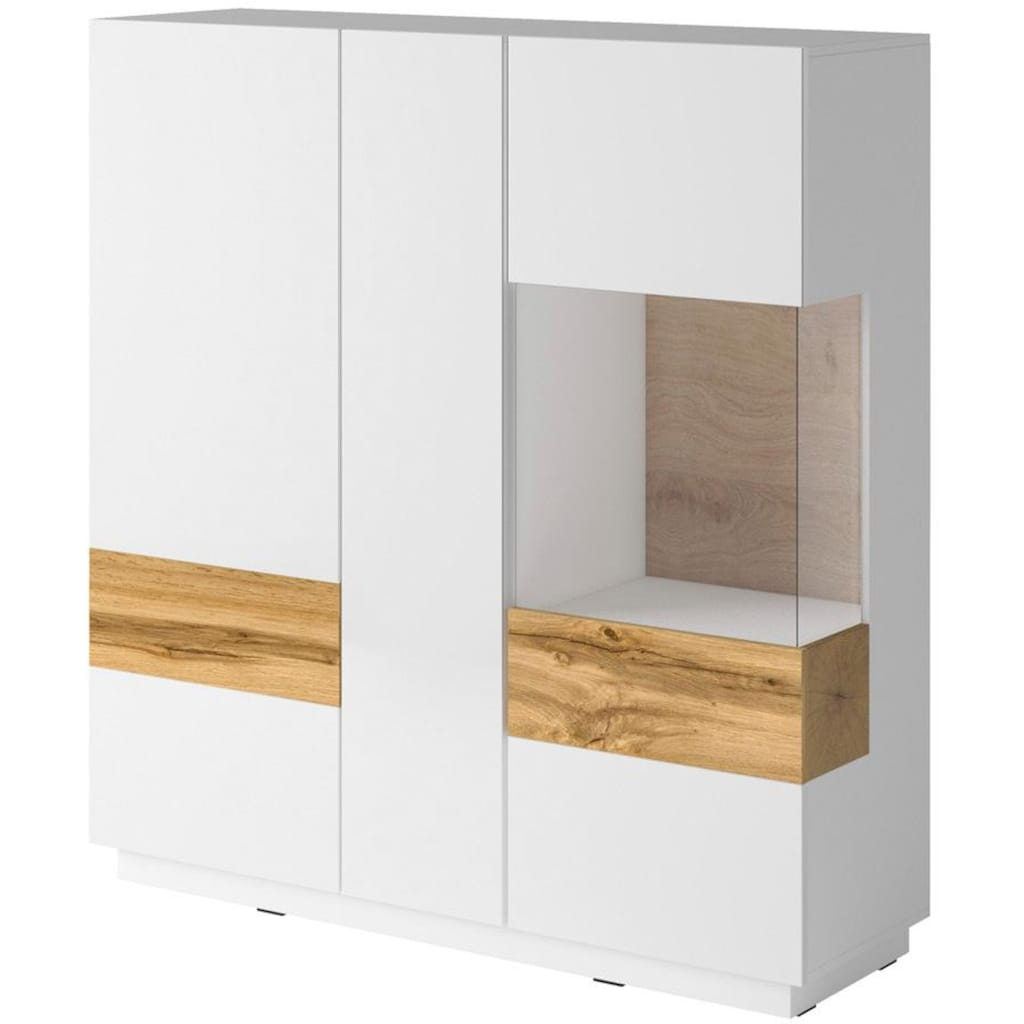 TRENDMANUFAKTUR Sideboard »SILKE«, Breite 130 cm
