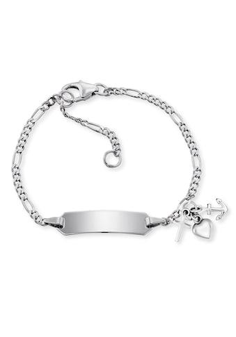 Herzengel Armband »Glaube, Liebe & Hoffnung, HEB - ID - FLH« kaufen