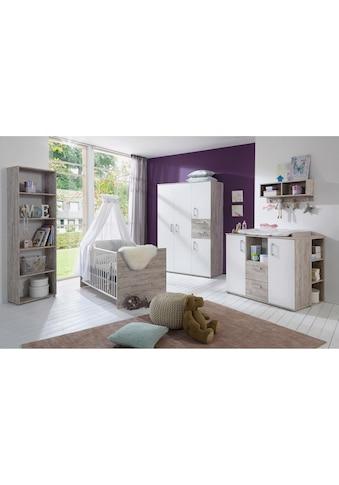 arthur berndt Babyzimmer-Komplettset »Bente«, (Set, 3 St.), Made in Germany; mit... kaufen