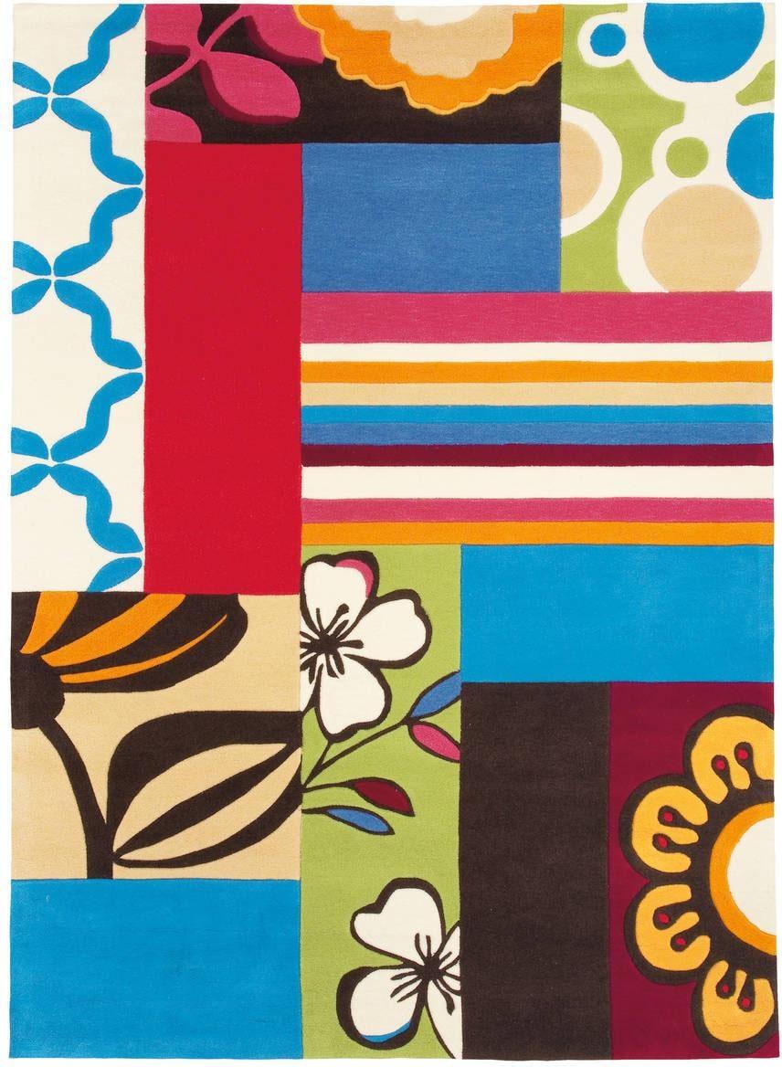 Teppich Joy 4093 Arte Espina rechteckig Höhe 16 mm handgetuftet