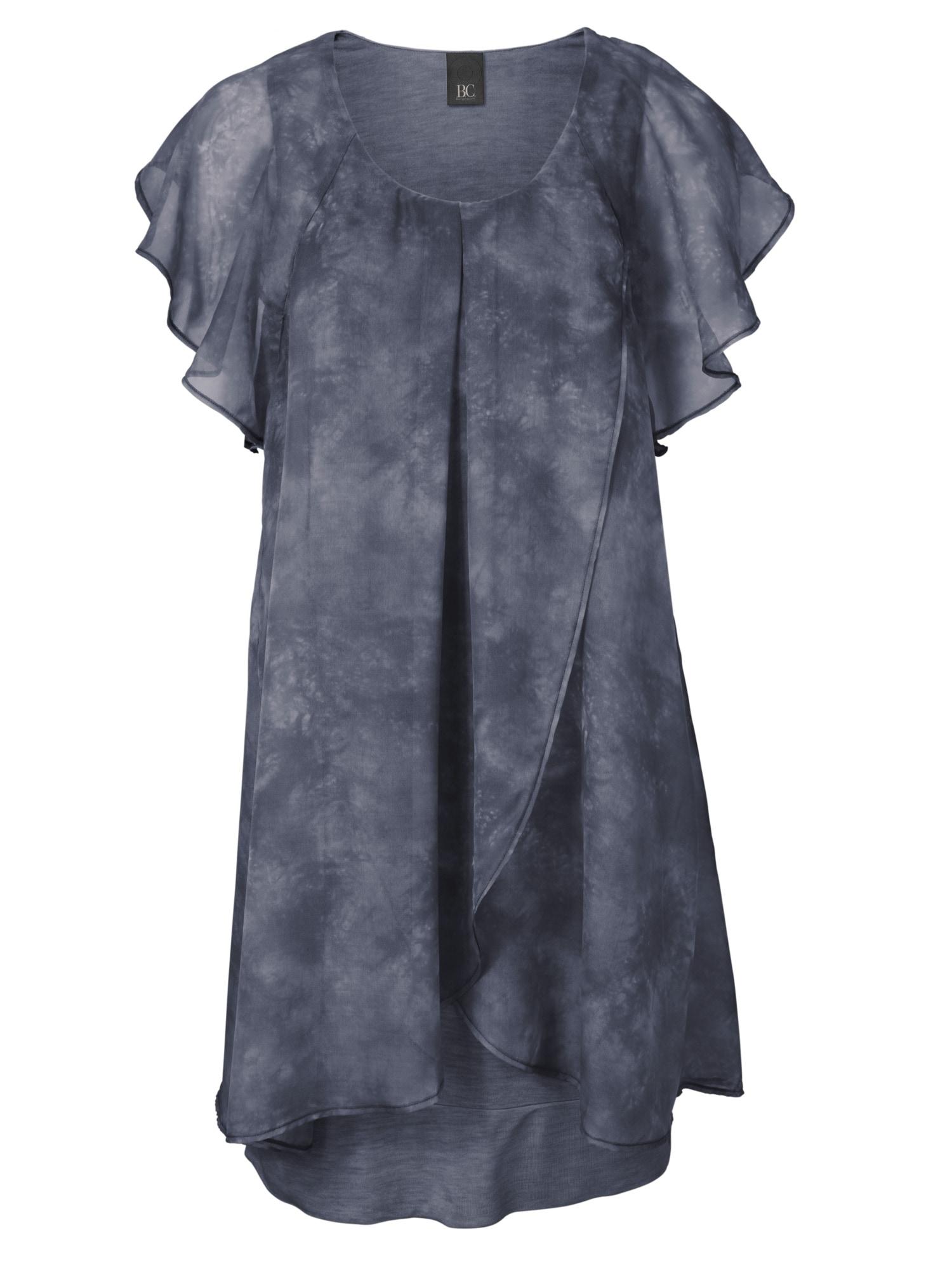 heine CASUAL Kleid im Lagen-Look