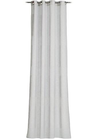 Vorhang, »Marrakesch  -  Ösenschal«, Gözze, Ösen 1 Stück kaufen