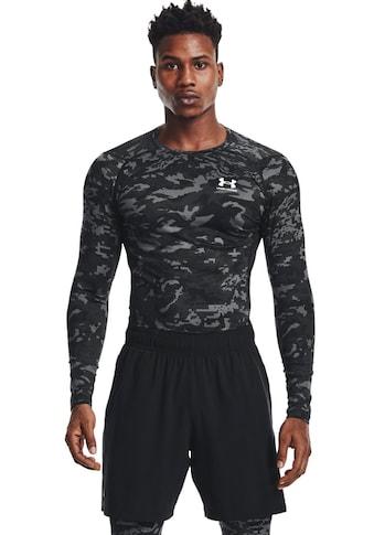 Under Armour® Langarmshirt »UA HG Armour Camo Comp LS« kaufen