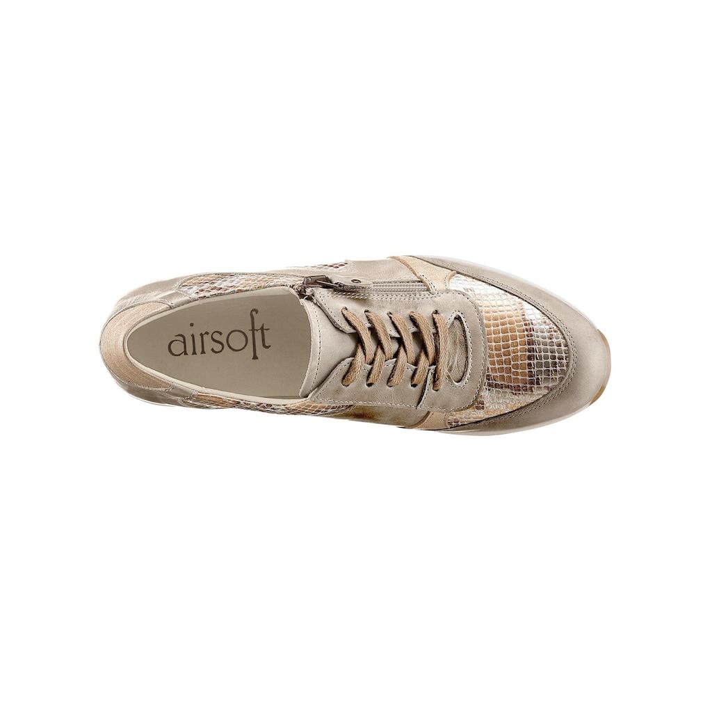 Airsoft Schnürschuh