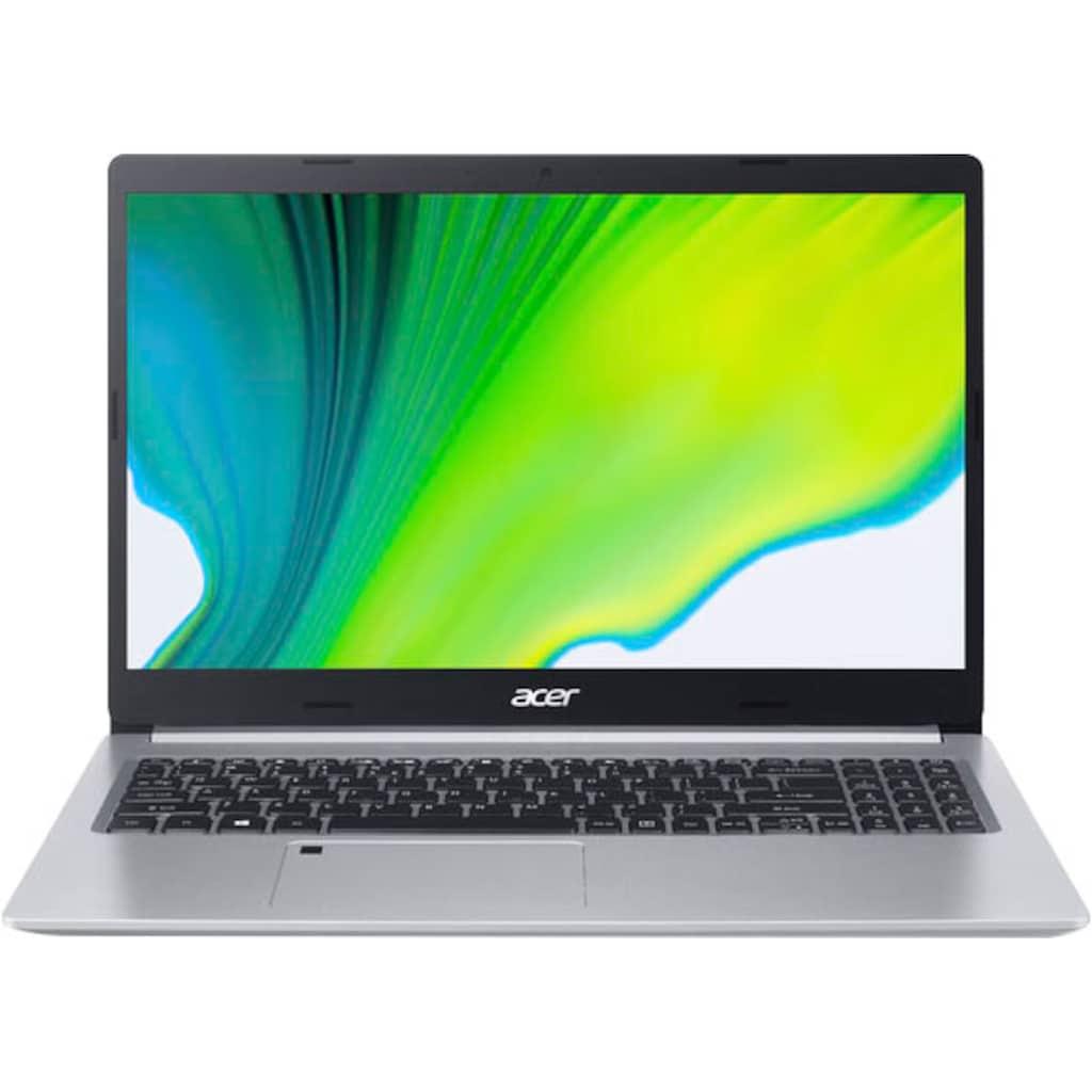 """Acer Notebook »Aspire 5 A515-45G-R1X1«, (39,62 cm/15,6 """" AMD Ryzen 7 Radeon™ RX 640\r\n 512 GB SSD), Kostenloses Upgrade auf Windows 11, sobald verfügbar"""