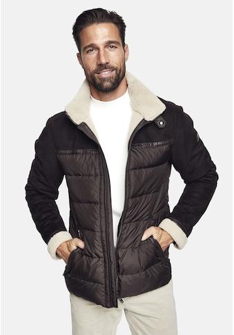 New Canadian Winterjacke, mit trendigen Stepp-Elementen kaufen