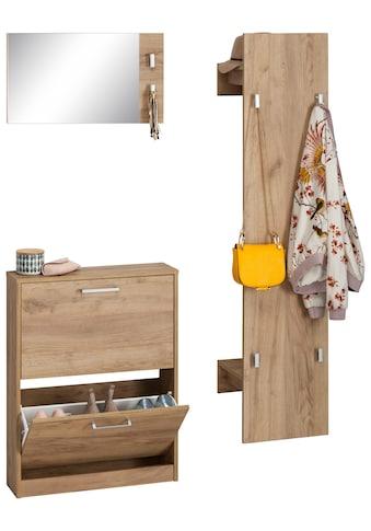 Garderoben-Set »Susa«, (Set, 3 tlg.) kaufen