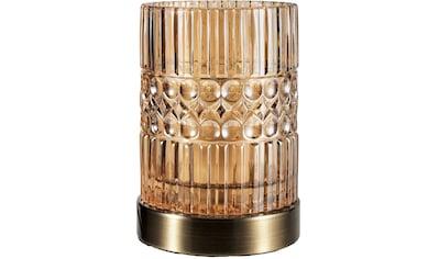 Pauleen Tischleuchte »Crystal Elegance«, E27, 1 St., Glas Bernstein kaufen