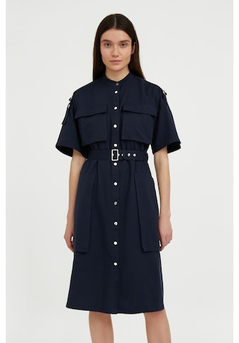 Finn Flare Jerseykleid, Mit Knopfverschluss kaufen