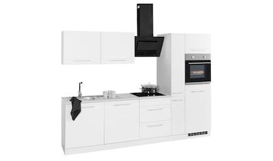HELD MÖBEL Küchenzeile »Mito«, ohne E-Geräte, Breite 270 cm kaufen