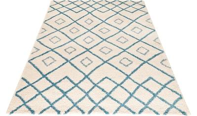 MINT RUGS Teppich »Maison«, rechteckig, 20 mm Höhe, Kurzflor, Wohnzimmer kaufen