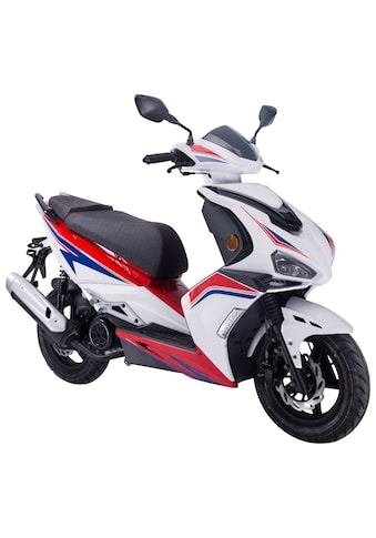 GT UNION Motorroller »Striker«, 8,84 PS kaufen