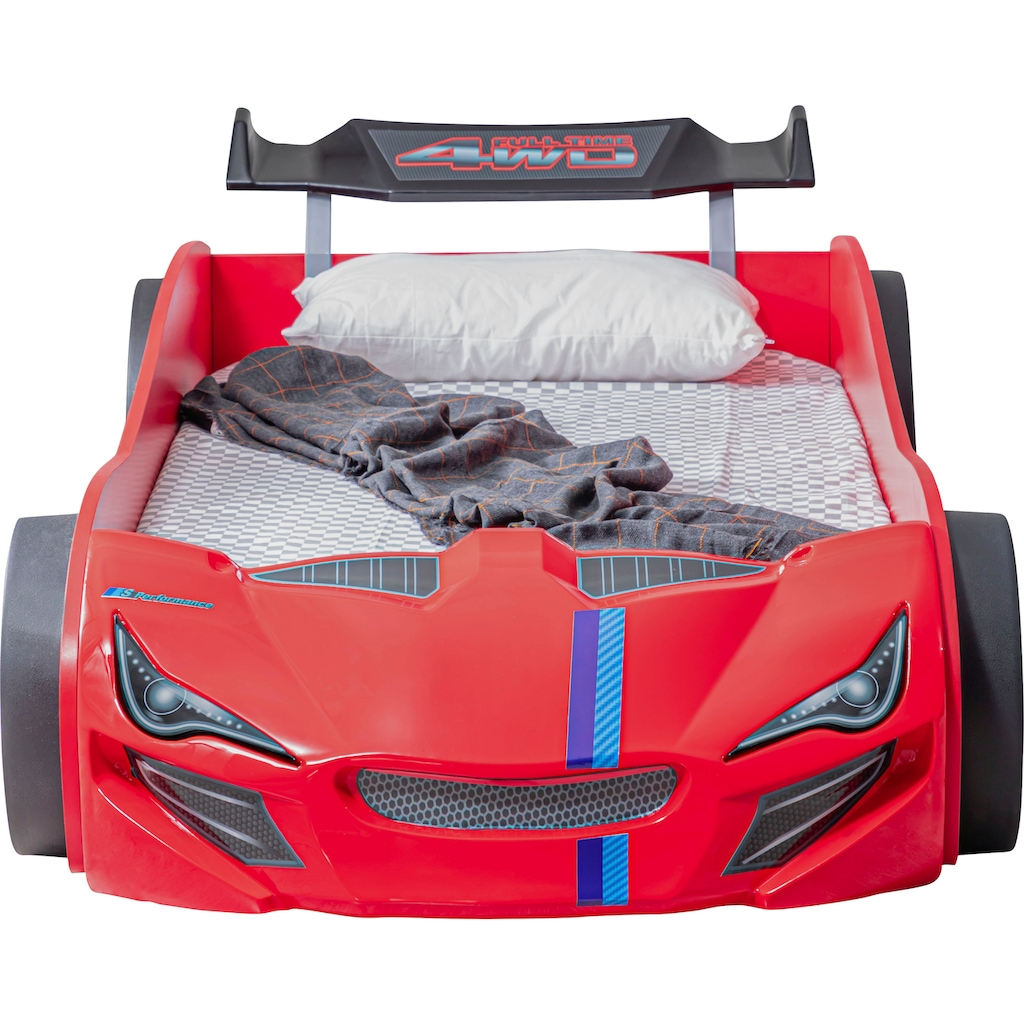 Relita Autobett »Superdrift«, wahlweise mit Bettschublade