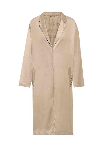 Herrlicher Mantel in eleganter Satinoptik »Charis« kaufen