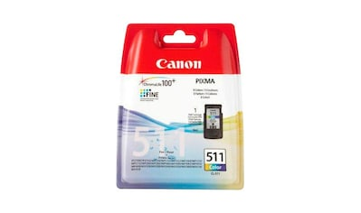 Canon »Ink CL - 511 Color« Tintenpatrone kaufen