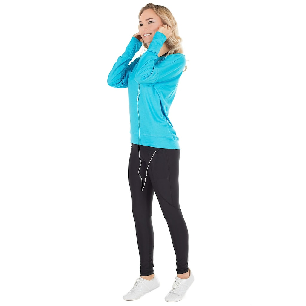 Winshape Leggings »AEL103«, mit Smartphone-Taschen