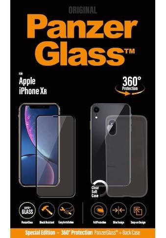 PanzerGlass Schutzglas »Apple iPhone XR, with PG case« kaufen