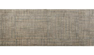 wash+dry by Kleen-Tex Läufer »Canvas«, rechteckig, 9 mm Höhe kaufen