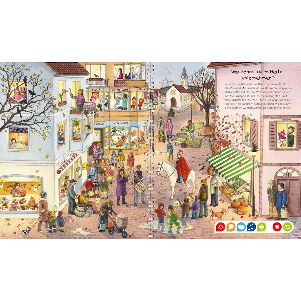 Ravensburger Buch »tiptoi®, WWW - Unsere Jahreszeiten«, Made in Europe