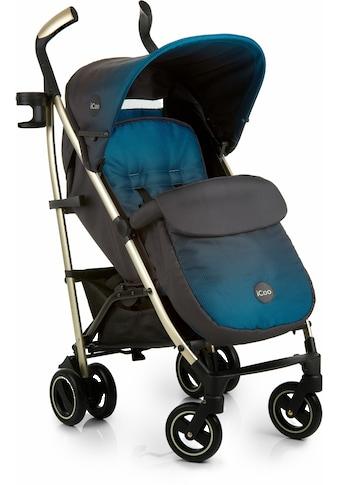 iCoo Kinder-Buggy »Pace Indigo«, mit leichtem Aluminiumgestell kaufen