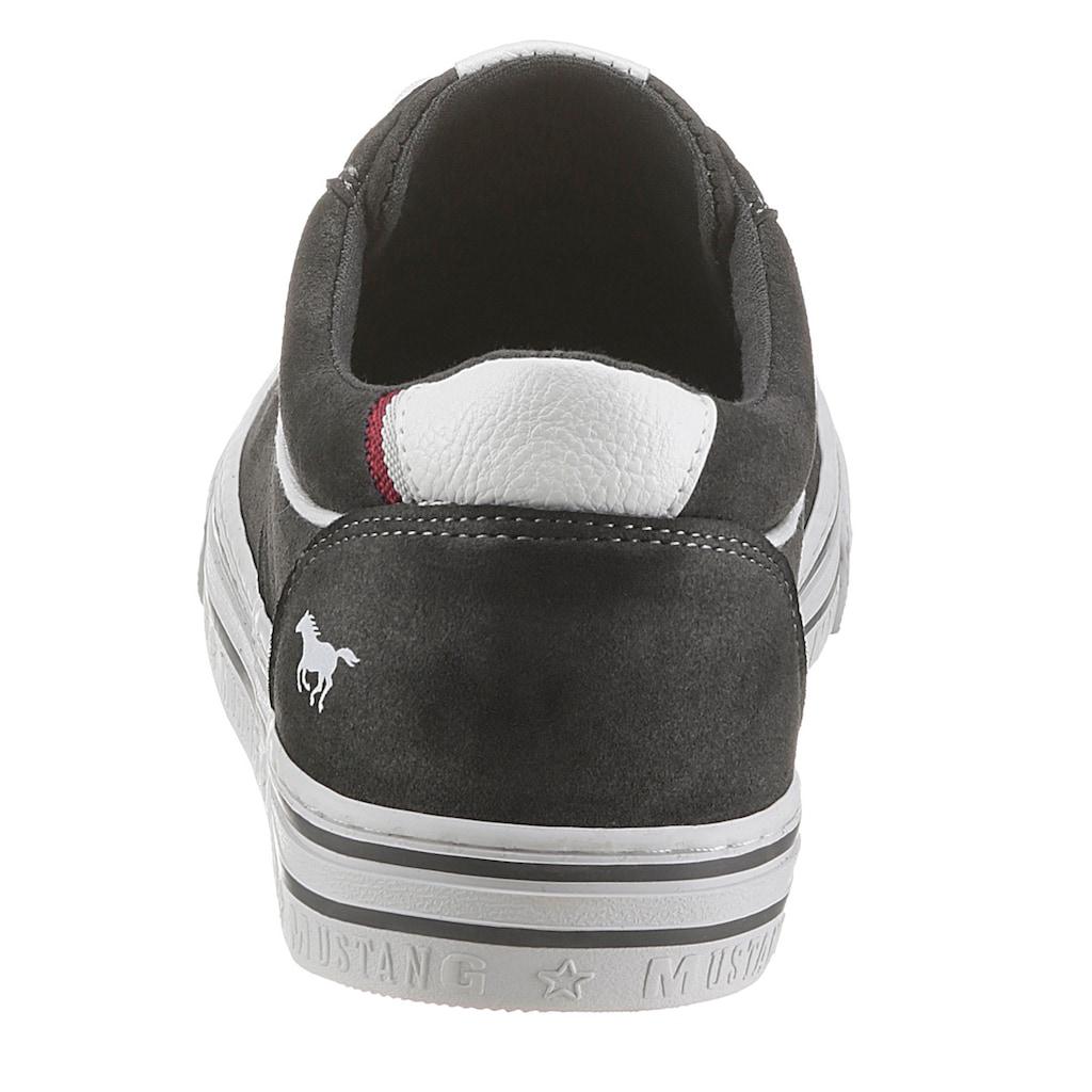 Mustang Shoes Sneaker, mit gepolsterter Innensohle