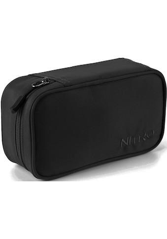 NITRO Federtasche »Pencil Case XL, True Black« kaufen