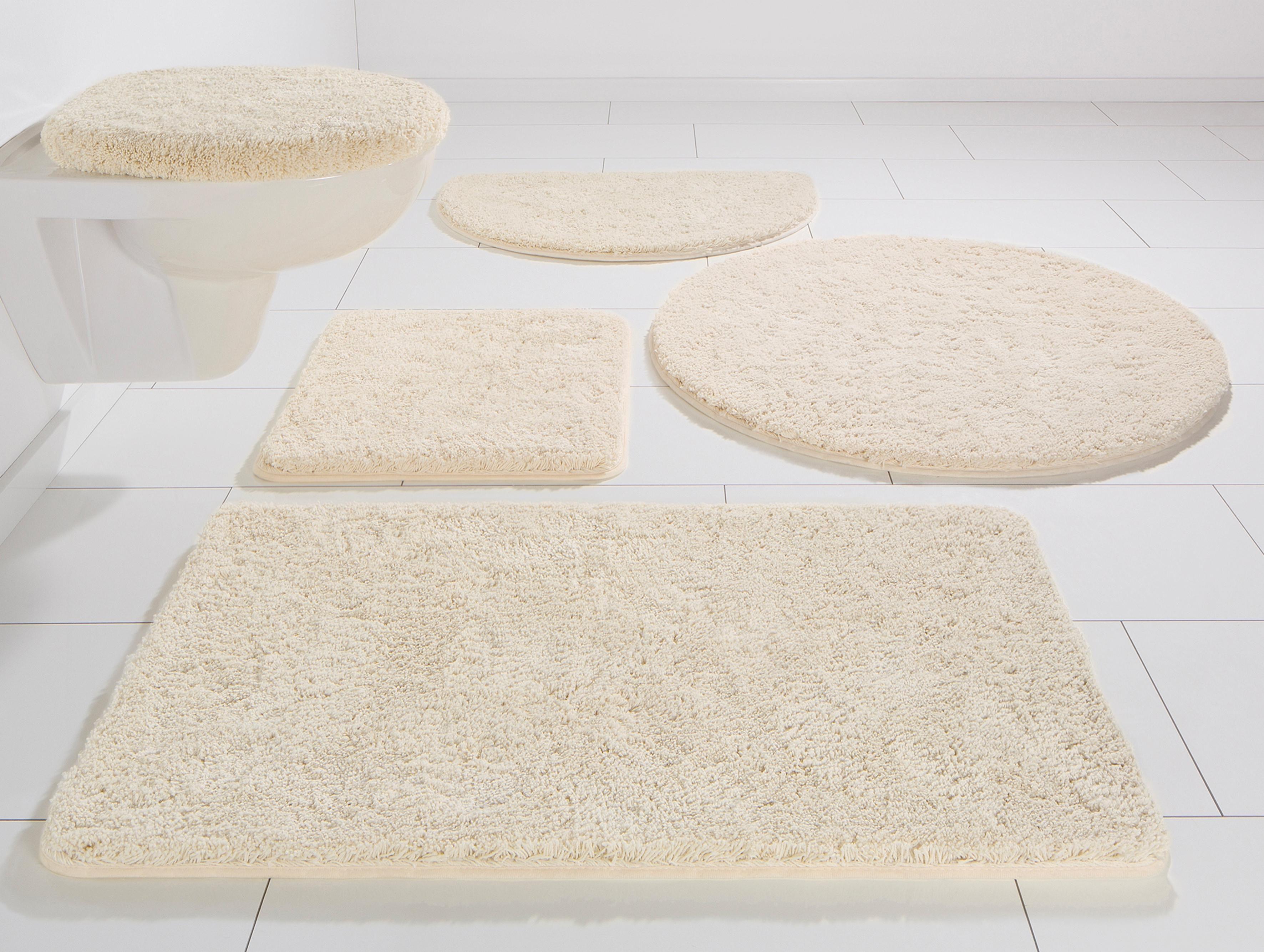 Badematte, Kinzler, »Chaozhou«, Mikrofaser, Höhe ca. 20 mm, rutschhemmender Rücken | Bad > Badgarnituren > Badvorleger | Microfaser - Polyester | KINZLER