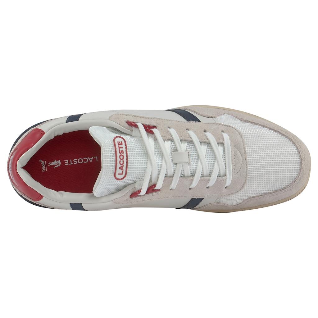 Lacoste Sneaker »T-CLIP 120 2 US SMA«