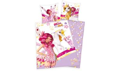 Kinderbettwäsche »Mia and Me«, mit tollem Mia and Me-Motiv kaufen