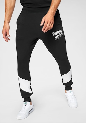 PUMA Jogginghose »REBEL Block Pants cl TR« kaufen
