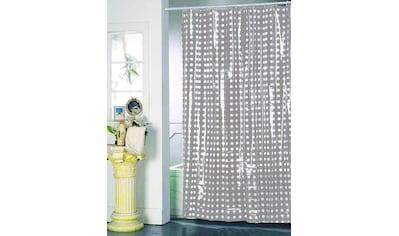MSV Duschvorhang »PUNKTE«, Breite 180 cm kaufen