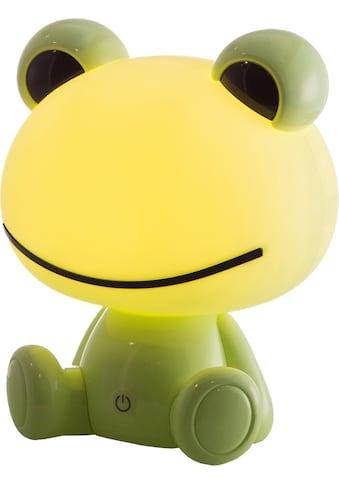 Nino Leuchten LED Tischleuchte »Frog«, LED-Board, 1 St., Warmweiß kaufen