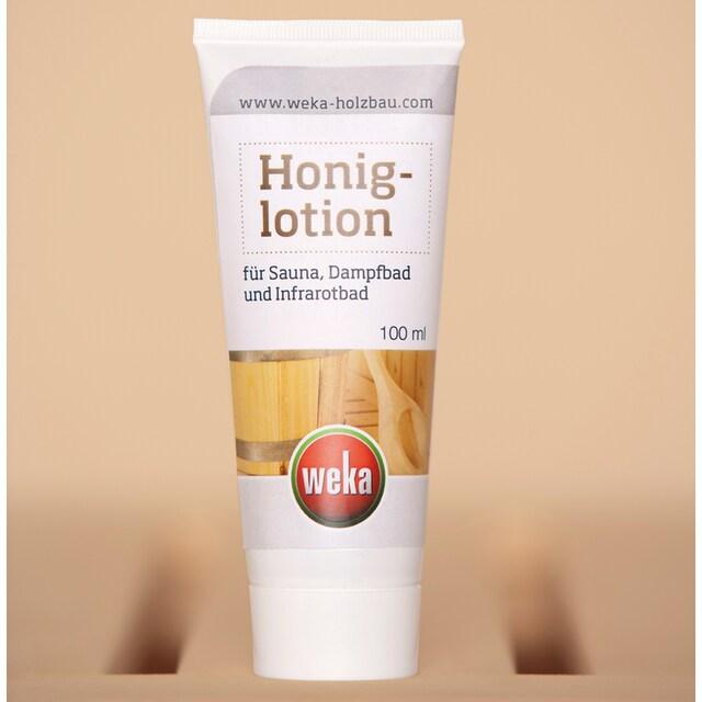 WEKA Bodylotion »Honig«, 100 ml