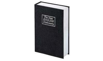 Hama Buchtresor mit Schlüssel, Buch Safe Wörterbuch Design »Buchattrappe mit Geheimfach« kaufen