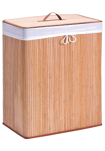 Zeller Present Wäschesortierer »Bamboo«, aus Bambus kaufen