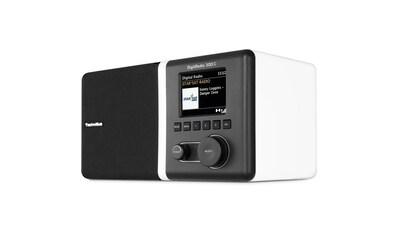 TechniSat Digitalradio für DAB+/DAB/UKW - Empfang (Equalizer) »DigitRadio 300 C weiß« kaufen