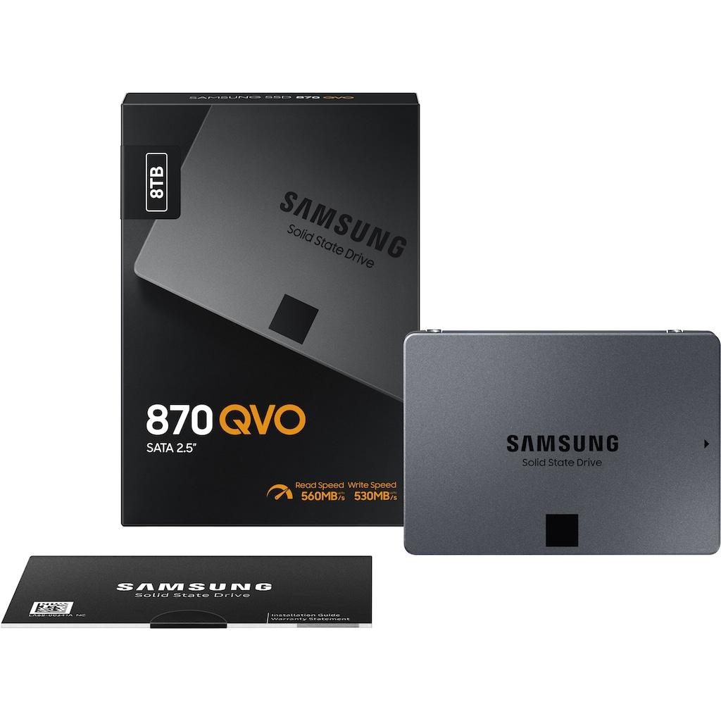 Samsung SSD »870 QVO«
