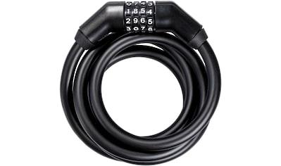 Trelock Spiralschloss »SK 360/180/13 CODE«, (mit Halterung) kaufen
