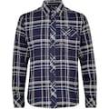 G-Star RAW Karohemd »Bristum Flap Button Down Slim Shirt«
