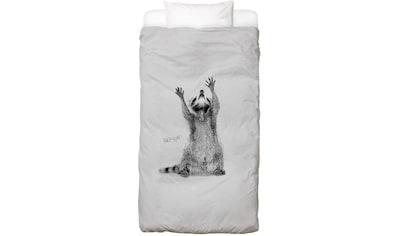 Bettwäsche »Racoon«, Juniqe kaufen
